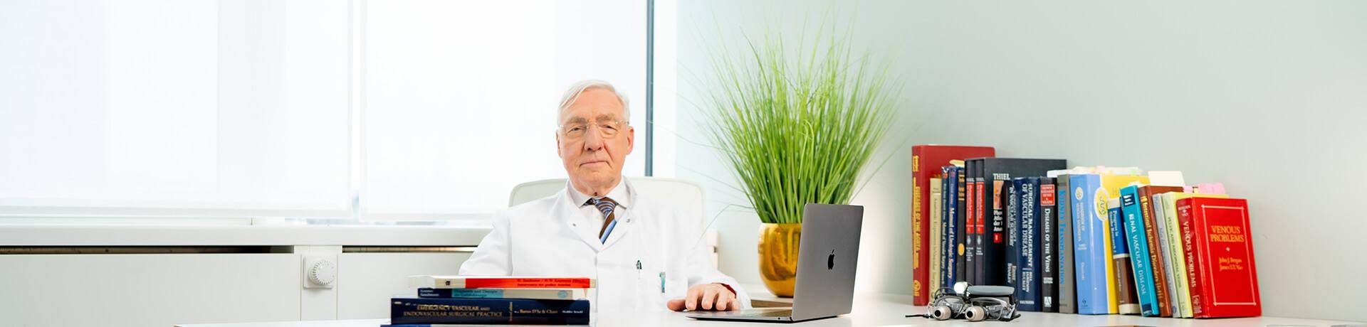 Gefäßchirurgie in der Clinic Bel Etage Düsseldorf