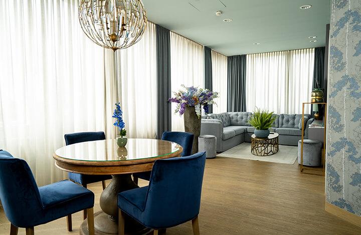 Suite in der Clinic Bel Etage